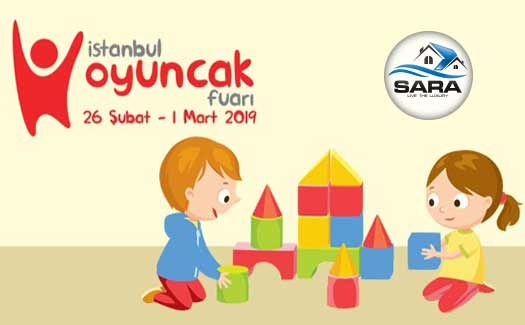 معرض الالعاب اسطنبول 2019